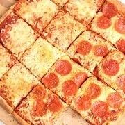 Sicilian Pizza Recipe - Laura in the Kitchen - Internet Cooking Show Starring Laura Vitale