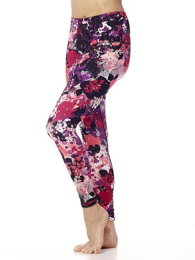 Oh so flattering, this is the perfect tight to take you anywhere.  Lift, tuck, and enhance every part of your beautiful body.  This gorgeous print tight is easy to wear as a stylish statement both inside and outside the studio.  The Savile Femme print is...
