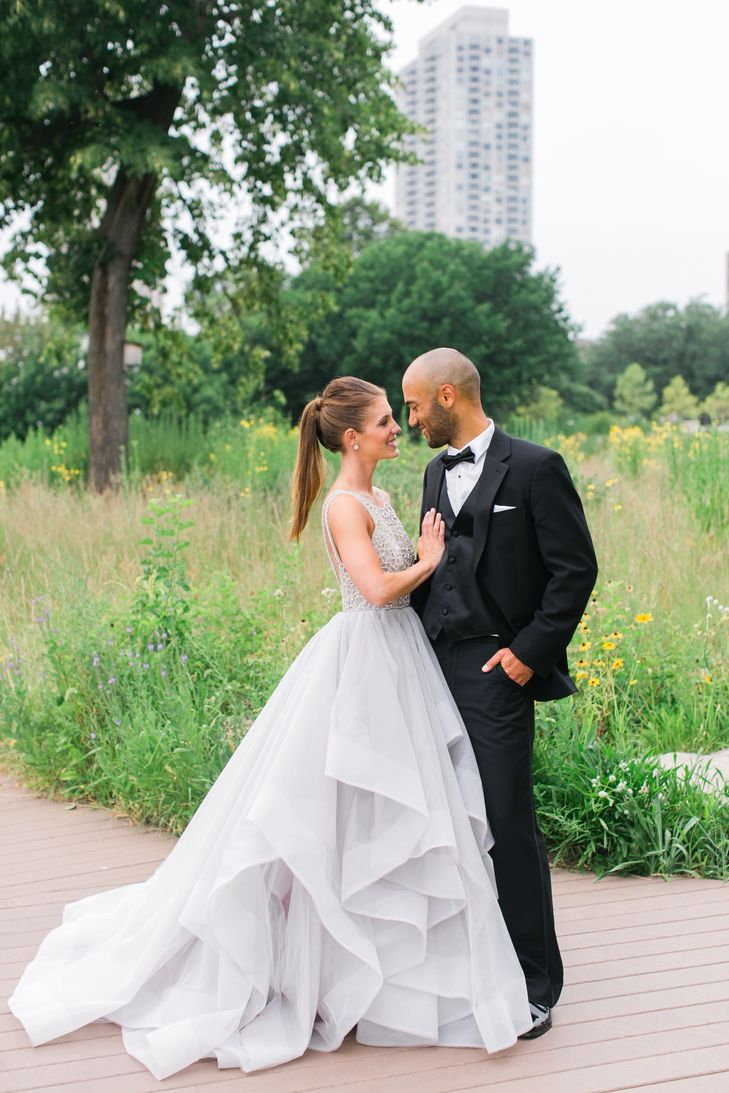 Awesome A Romantic Modern Wedding at Hotel Arista in Chicago Illinois