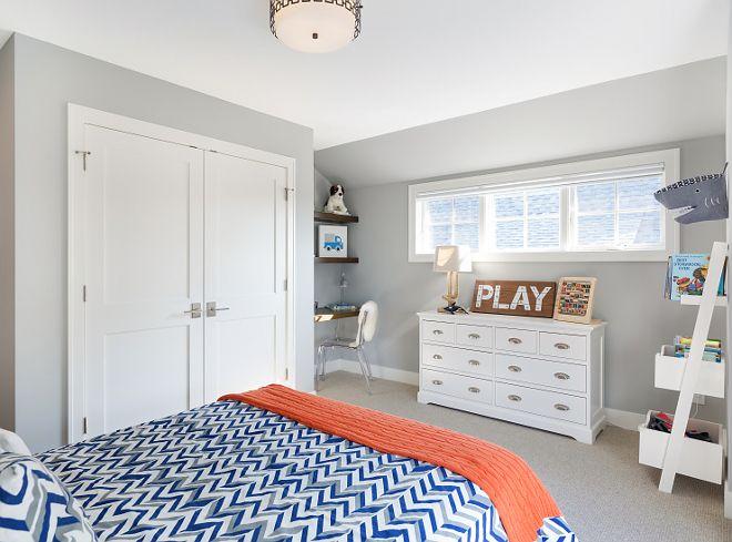 Paint Color Benjamin Moore Harbor Gray Ac 25 Home Bedroom