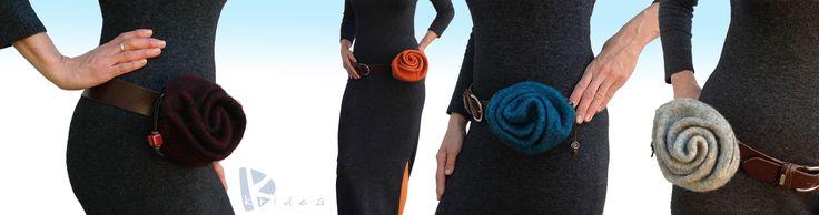 Kridea - Attitude Belt Bag - Spirals