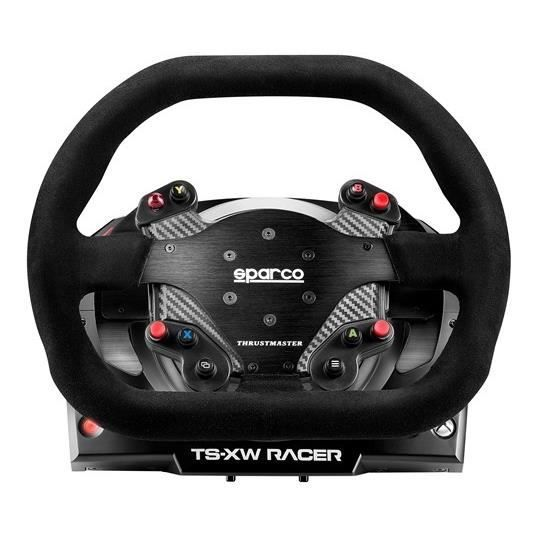 PC TS-XW Racer Sparco P310 Competition Mod : p/ériph/érique de simulation de course officiel pour Xbox One  et Windows Thrustmaster Volant p/édalier