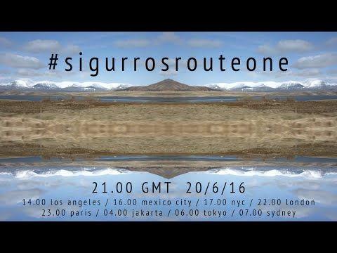 Sigur Rós - Route One - YouTube