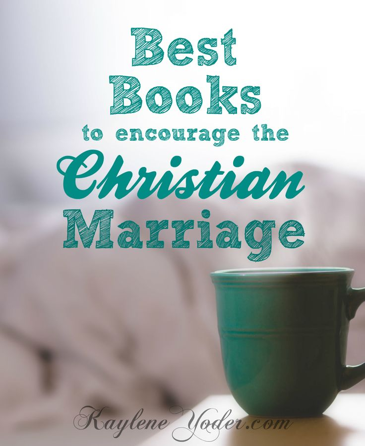 Great list of Christian marriage books! No doubt, these books have brought  new life & restoration to countless marriages!