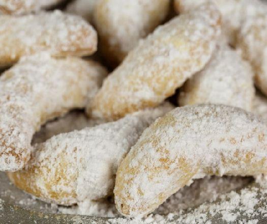 Egyszerű gluténmentes hókifli Recept képpel - Mindmegette.hu - Receptek