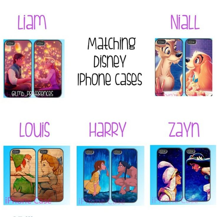 I love Louise's.His case is so cute.I love that movie so much it was so cute.I ❤ all of theses cases and all of the movies.This is so cray cray!