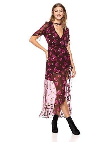 5eacc06ca94 For Love   Lemons Women s Stella Maxi Dress
