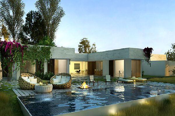 Interior Design on Garden Villa Jasmine Interior Design Architecture And Furniture
