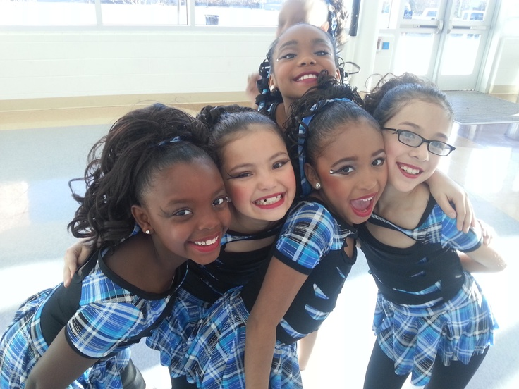 JMDS dancers are all smiles!