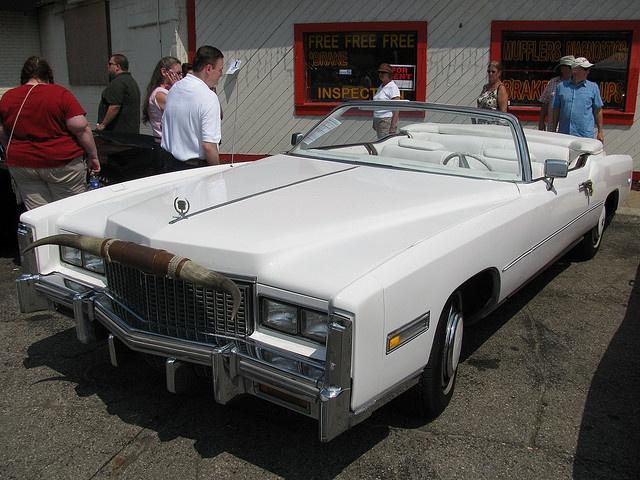 2009 Woodward Dream Cruise Cadillac El Dorado