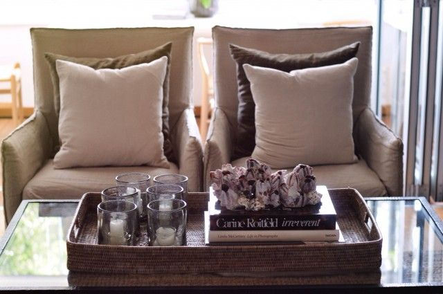Covet my coffee table: with stylist Kirsten Bookallil