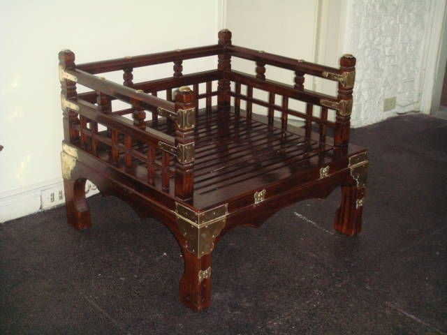 KOREAN FURNITURE | unique korean antique chair FOR SALE from Manila Metropolitan Area