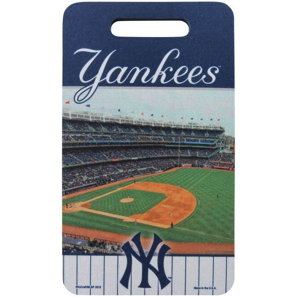 "New York Yankees WinCraft 10"" x 17"" Stadium Seat Cushion - $15.99"