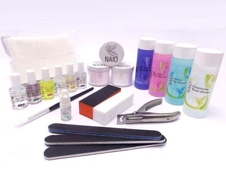 Mega Professional Acrylic Nails Kit | NAIO NAILS https://www.naio-nails.co.uk/collections/acrylic-nail-starter-kits/products/mega-professional-acrylic-nails-kit