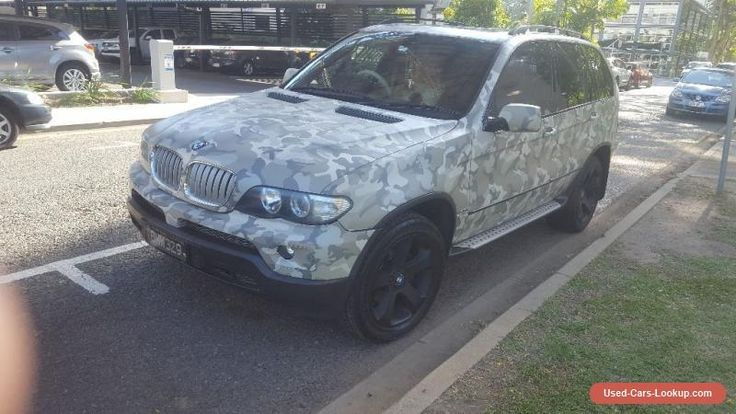 Bmw x5 2005 model very clean ant tidy family carlow ks with full logbook histor #bmw #x5 #forsale #australia