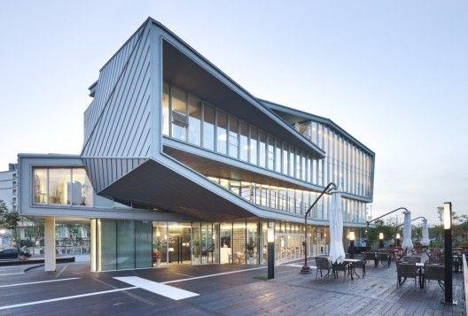 La-cubo / JUNGLIM Architecture