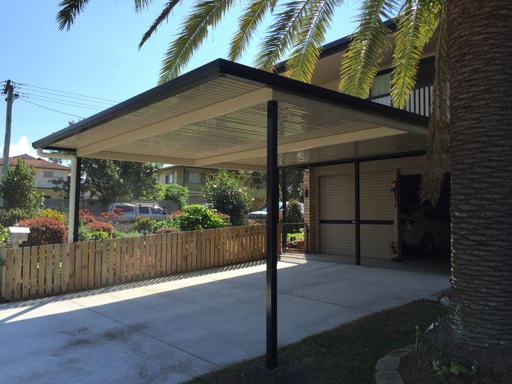 Stratco Outback Carport Brisbane Patios