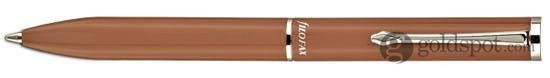 Filofax Botanics Brown Ballpoint Pen