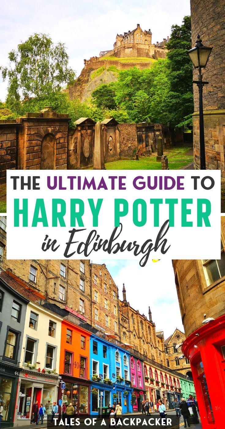 Hunting For Harry Potter In Edinburgh Edinburgh Harry Potter Harry Potter Tour Harry Potter Travel
