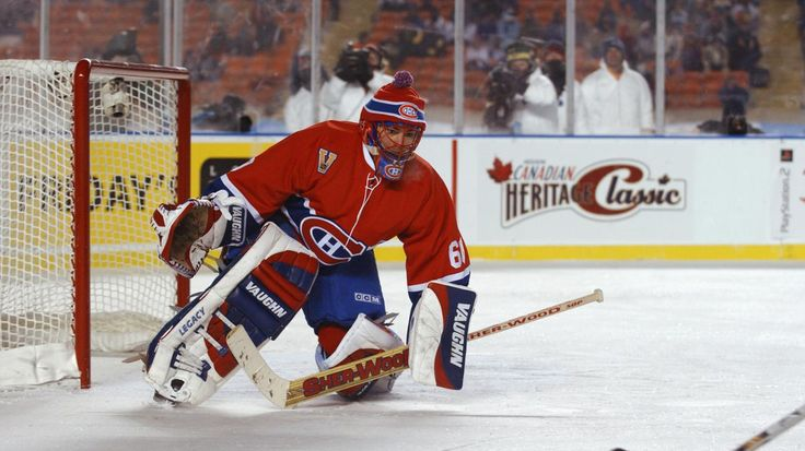 Nov. 22: Canadiens win first NHL outdoor game