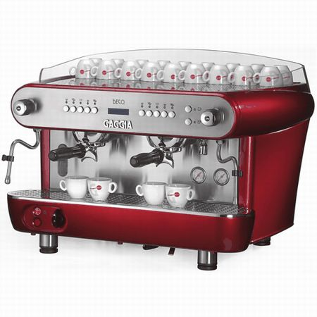 Gaggia Deco 2-Group Commercial Espresso Machine