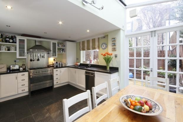 Another idea for opening up our kitchen/conservatory