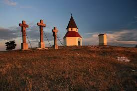Calvary is situated on south part of Nitra. There is twelve stopping.