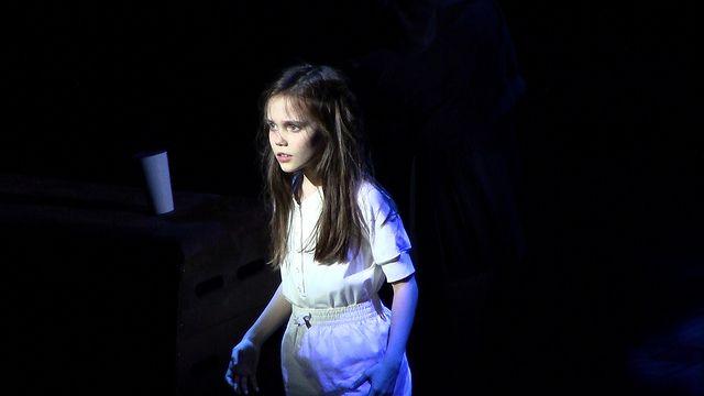 Oona Laurence as Matilda