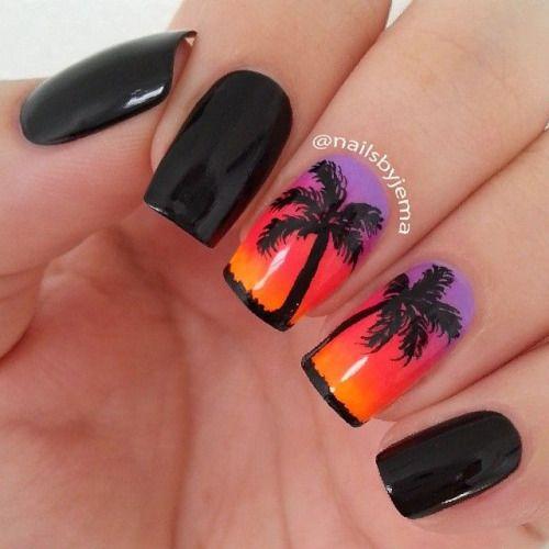 "lovelynaildesigns: ""Instagram photo by nailsbyjema #nail #nails #nailart """