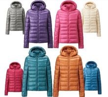 2015 HOT SALES women winter ultralight down coat Best Buy follow this link http://shopingayo.space