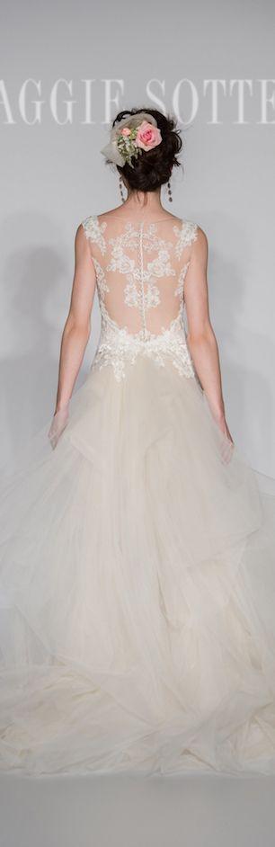 2016 Bridal Trends: Detachable Skirts - Maggie Sottero 2016 Wedding Dress