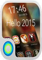 Download Android - Hello 2015 Hola Launcher Theme from http://apkfreemarket.com/hello-2015-hola-launcher-theme/