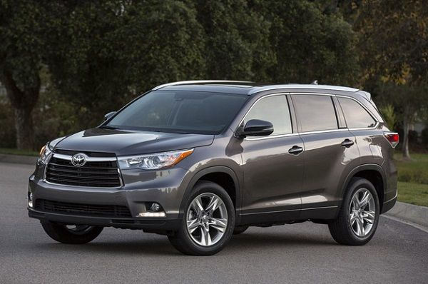 Awesome Highlander Limited 2015