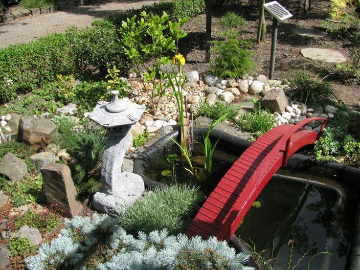25 beste idee n over tuin brug op pinterest droge rivieroever tuinieren en tuinieren - Foto droge tuin ...