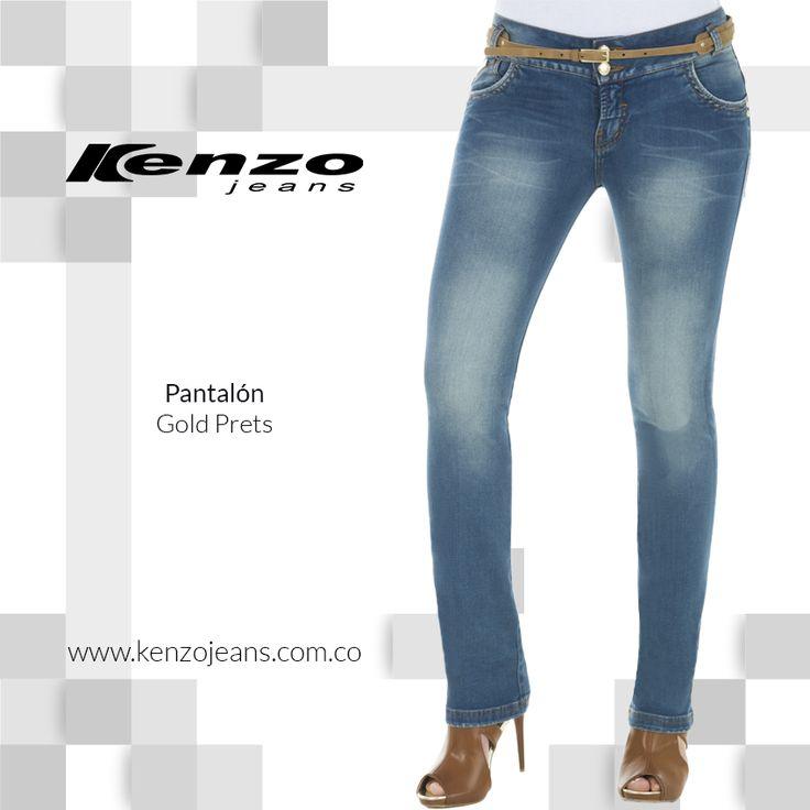 Miércoles mitad de semana, es momento de disfrutar, relajarte, salir y lucir un jean cómodo y muy chic. #KenzoJeans más en www.kenzojeans.com.co