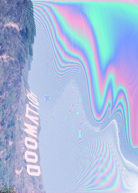 databending | glitch art | pastel colors | rgb | hollywood