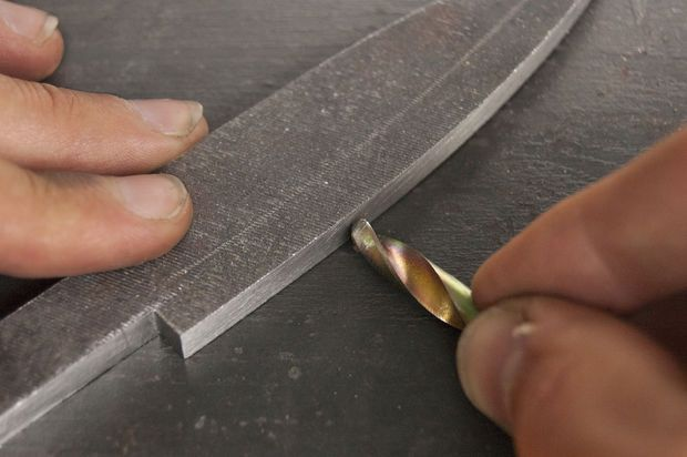 From File To Knife With Simple Tools Awesome Best