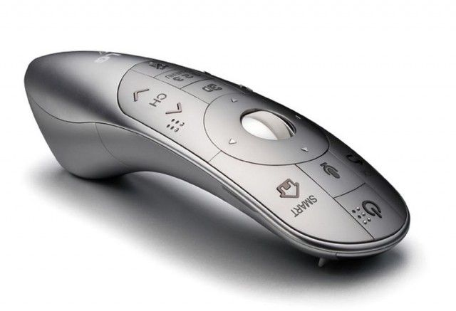 LG Magic voice Remote