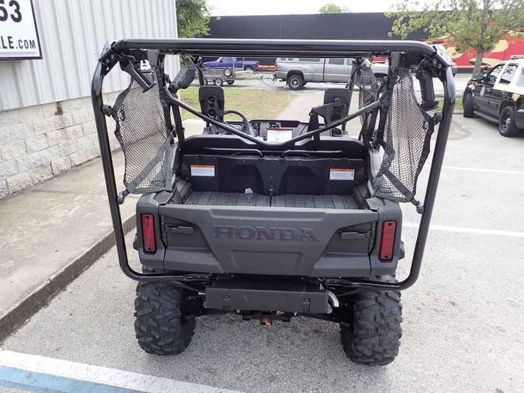 New 2016 Honda Pioneer 1000-5 Deluxe ATVs For Sale in Florida. 2016 Honda Pioneer 1000-5 Deluxe, 2016 Honda® Pioneer 1000-5 Deluxe Step Up To The Best Some adventures demand more. For those adventures, you need the best. The toughest. The smartest. And the most powerful. For those adventures, you need the all-new Pioneer 1000-5. The ultimate side-by-side in every way, the radical Pioneer 1000-5 delivers more inside and out, front to back. It starts with a class-leading 999cc twin-cylinder…