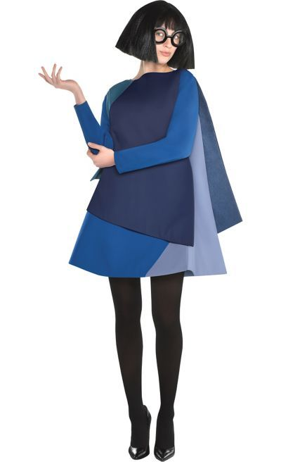 6dfaf32c8e23e1 Shop for Womens Edna Mode Costume - Incredibles 2 and other Women's  Halloween Costumes online at PartyCity.com. Save with Party City coupons  and specials.