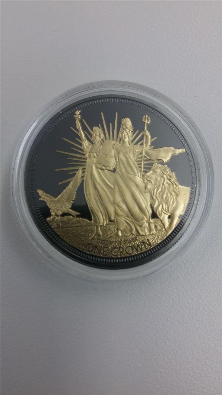 Mince ve velice módním černo zlatém provedení