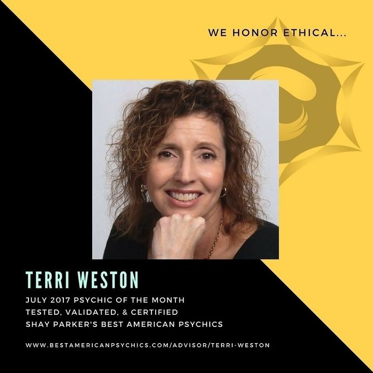 Terri's readings provide insights into the origins of your accomplishments conflicts challenges  revealing why some areas of your life flow with a more natural ease while others such as love money career or relationships seem to provide greater challenges and repeated lessons and why you attract certain types of people or situations. By identifying your innate strengths and weaknesses she can show you how these have played a part in your joys and struggles  and more importantly what you can…