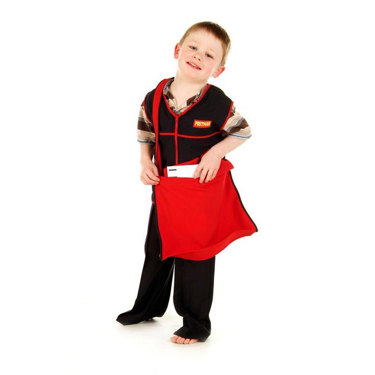 Postal Worker by Pretend To Bee - Childrens & Baby Fancy Dress - Fudge Kids UK