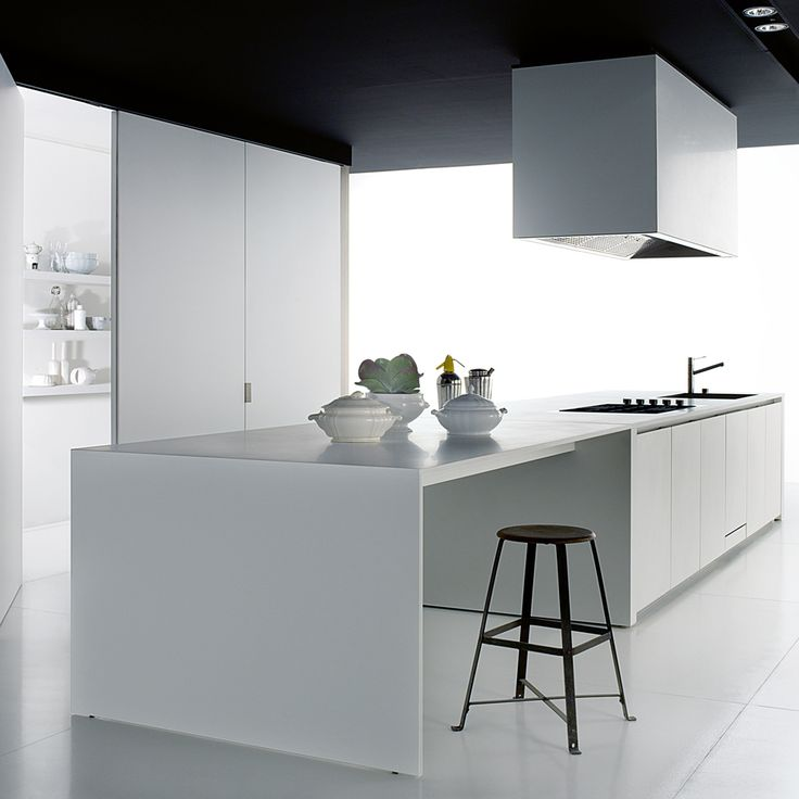 Boffi Case System 5.0 Corian+Anthea by Duilio Bitetto