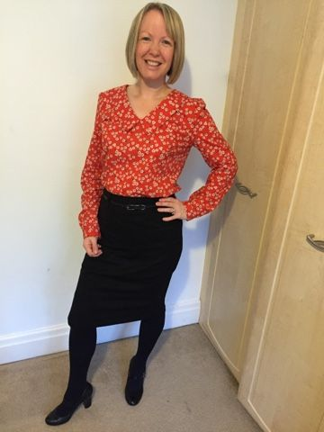 Alex's Adventures in Fabric: A new wardrobe staple - the Sew Over It Susie Blouse