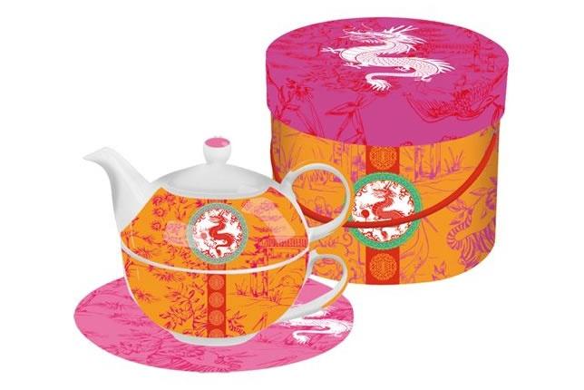www.gifthaus.co.za Chinese Dragon Tea 4 One