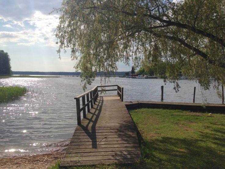 Landscape in Ekenäs. Finland