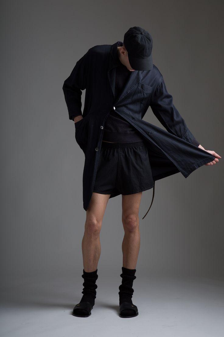 Vintage Comme des Garçons Robe de Chambre Coat