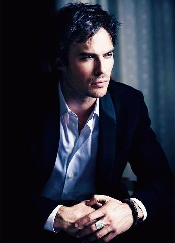 Ian-Vampire Diaries