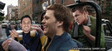 Patriots Pulse: Tom Brady, The Hoodie, Gronk & Danny Amendola Rolling Into Foxboro In Style...my men